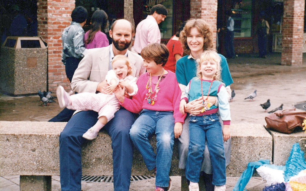 stephen harrigan memory essay with family