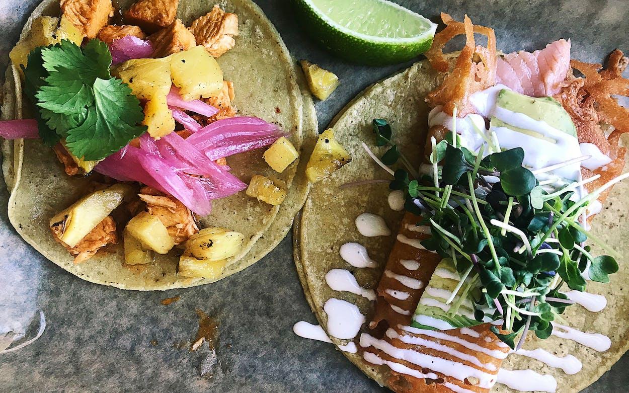 seafood tacos dallas