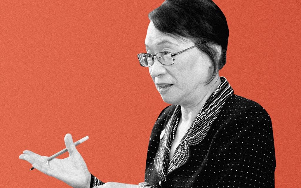 Representative Angie Chen Button, R -Richardson.