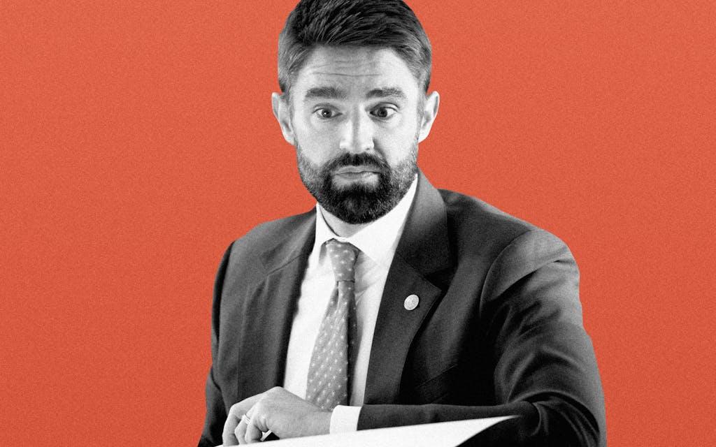 Representative Jeff Leach, R-Plano.