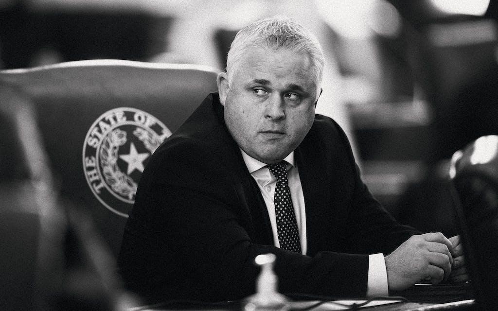 Representative Bryan Slaton, R-Royse City.