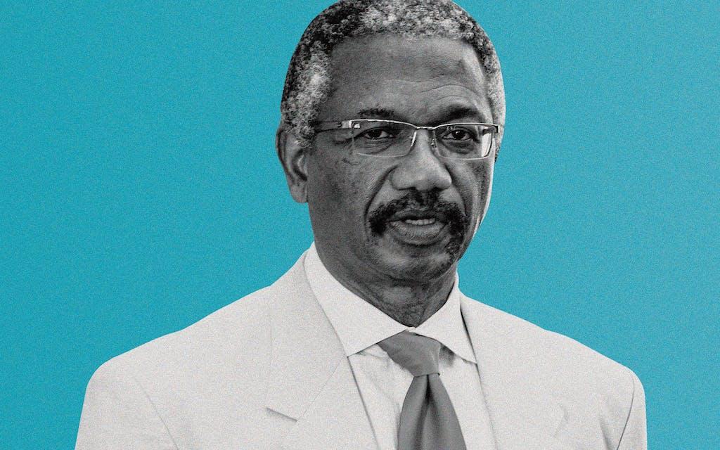 Representative Harold Dutton, D-Houston.