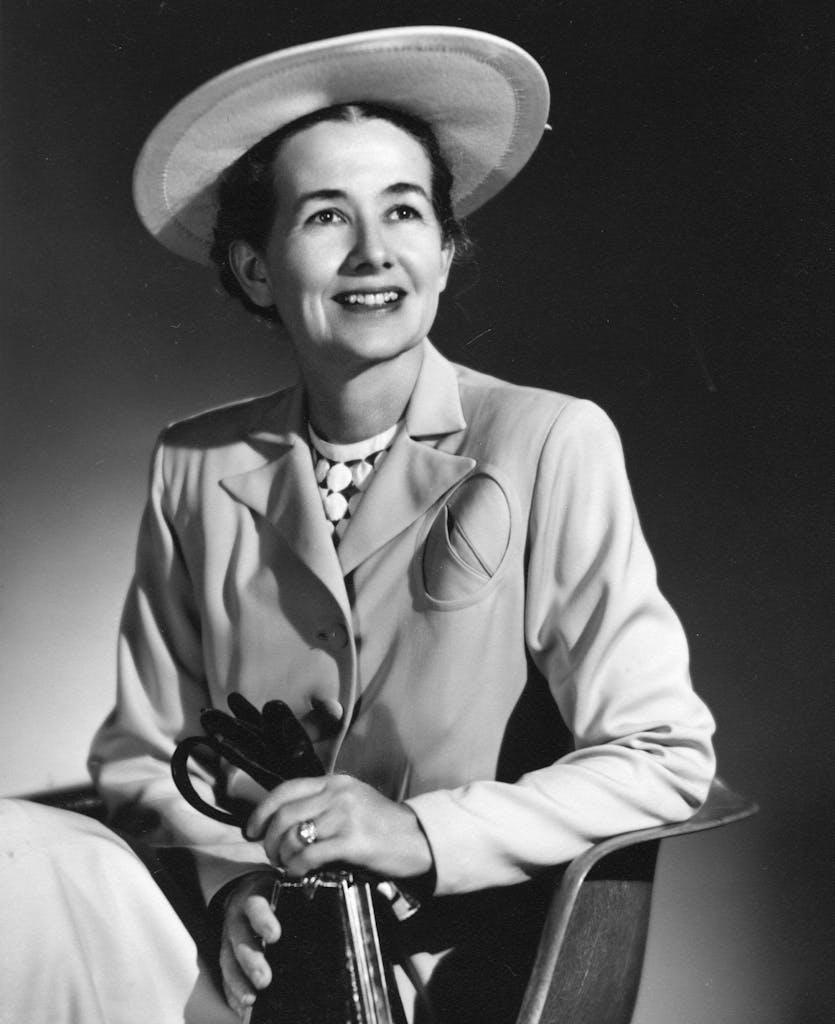 Mary Elizabeth Holdsworth.