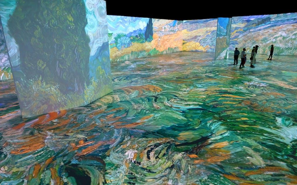 The Beyond Van Gogh Experience.