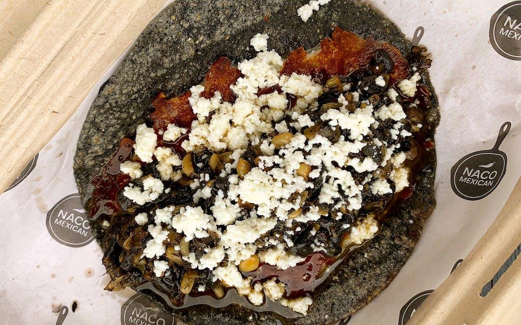 costa huitlacoche from Naco.