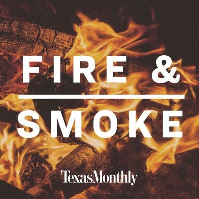 Fire & Smoke Album Artwork
