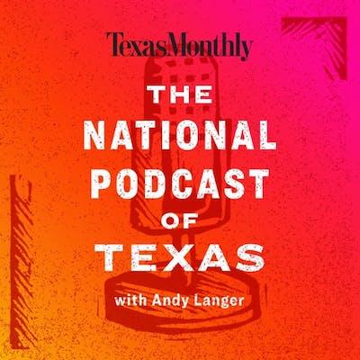 The National Podcast of Texas Album Artwork