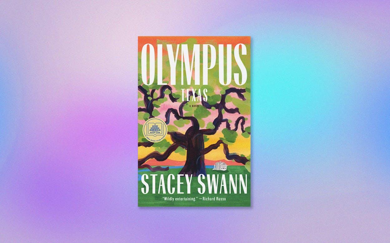 Olympus Texas books