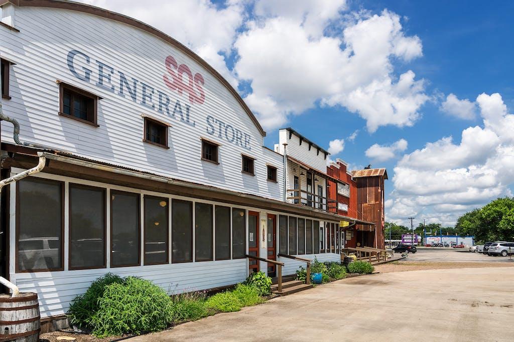 The SAS General Store, in San Antonio.