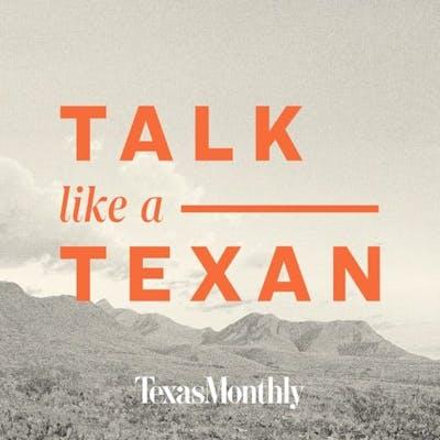 Talk Like a Texan Album Artwork