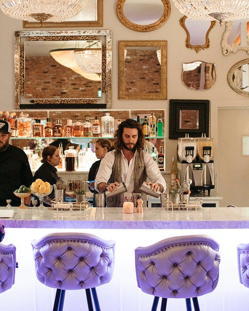 Bar Ritual in Jacksonville.