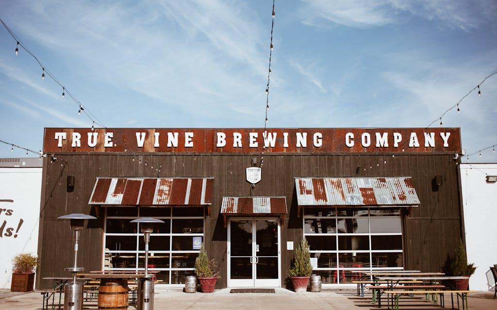 True Vine Brewing Company
