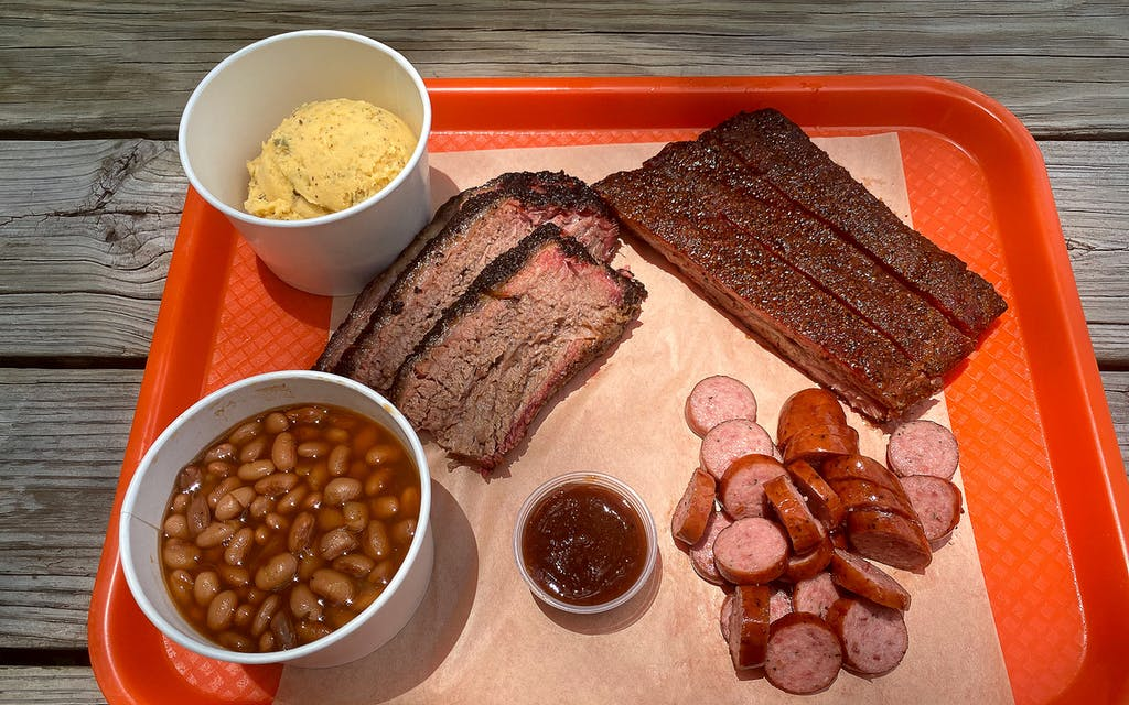 Wade's Barbecue