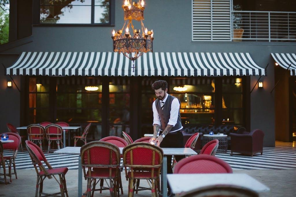 Hotel Saint Cecilia, in Austin.