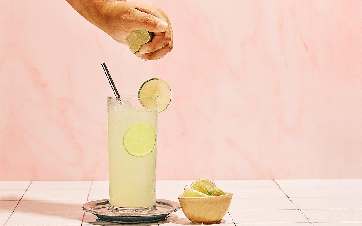 agua fresca de limon recipe
