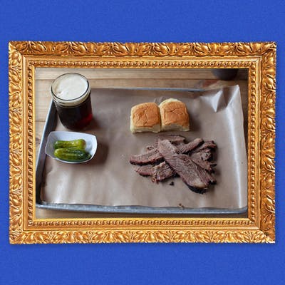 How This Sad Barbecue Tray Became a Meme, Then an Artwork, Then a Cash Cow