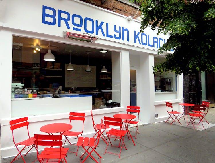 Brooklynská koláž, jak je patrné z Flickr Street.