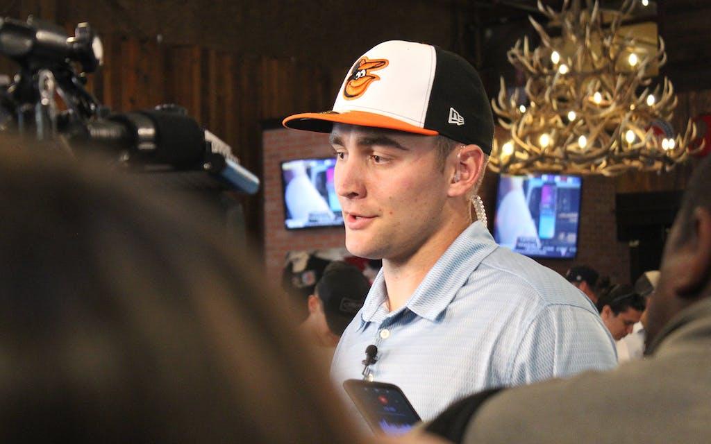 Colton Cowser MLB draft pick
