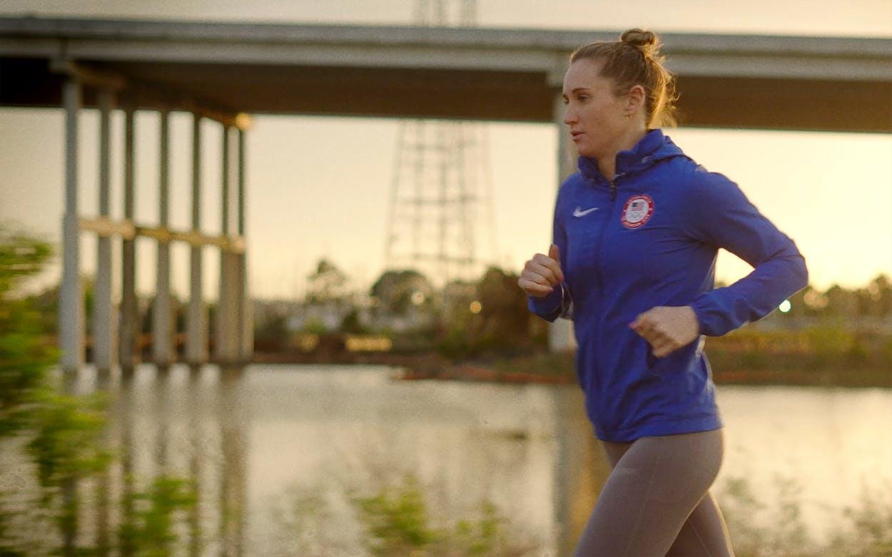 Ginny Fuchs Houston Olympian