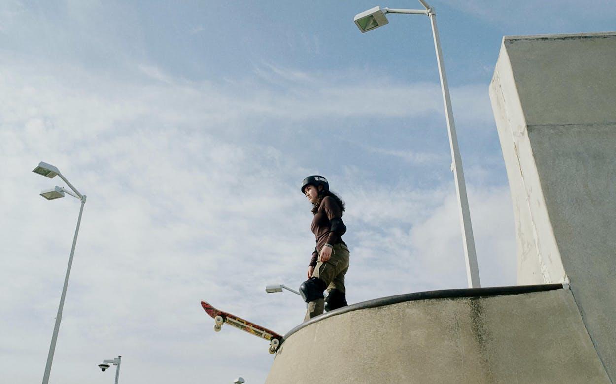 Jordan Santana skateboarder