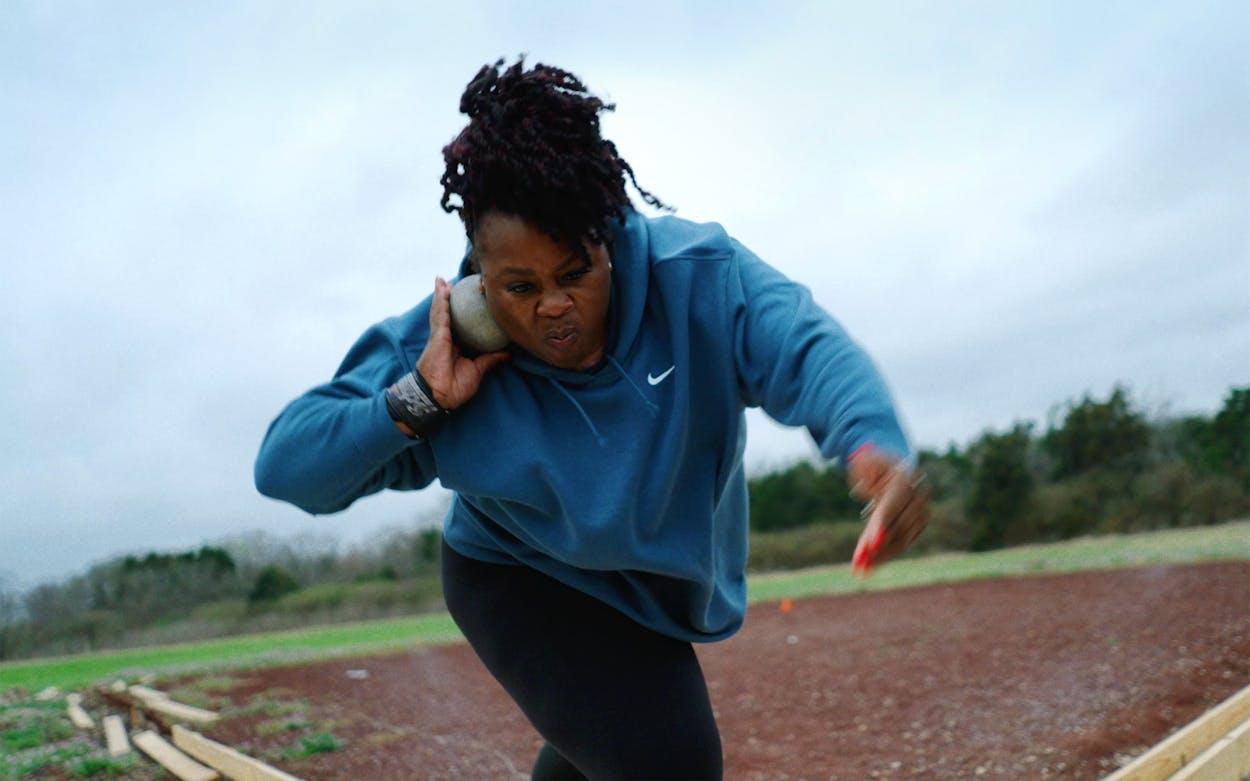 Michelle Carter olympian