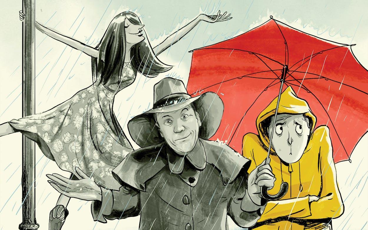 rain-hating boyfriend texanist