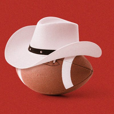 Texas football conference