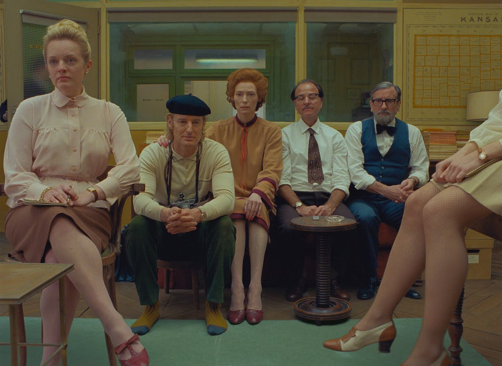 wes anderson french expedition