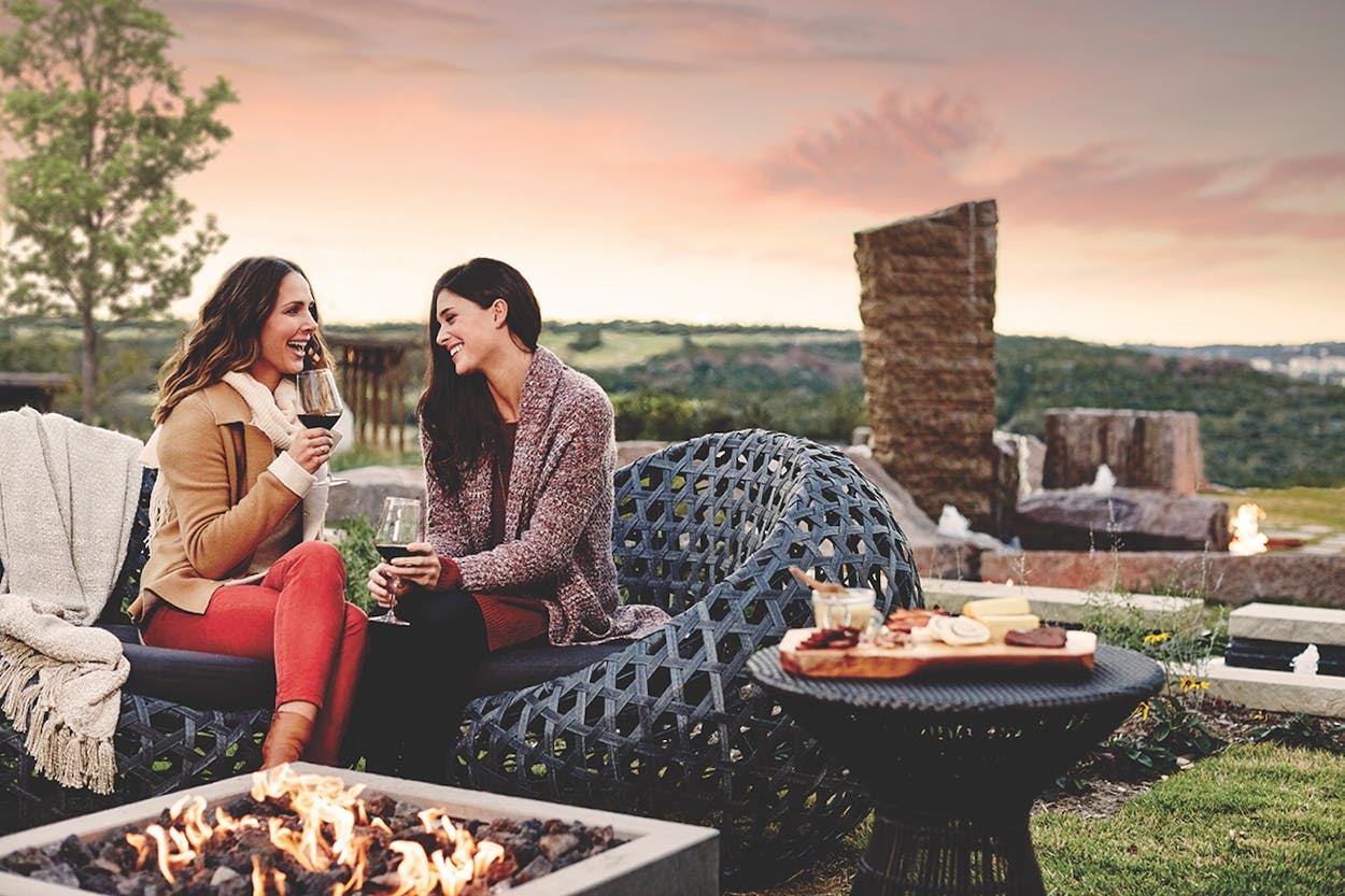 Cozy up this fall with La Cantera Resort's Fall Together Offer.