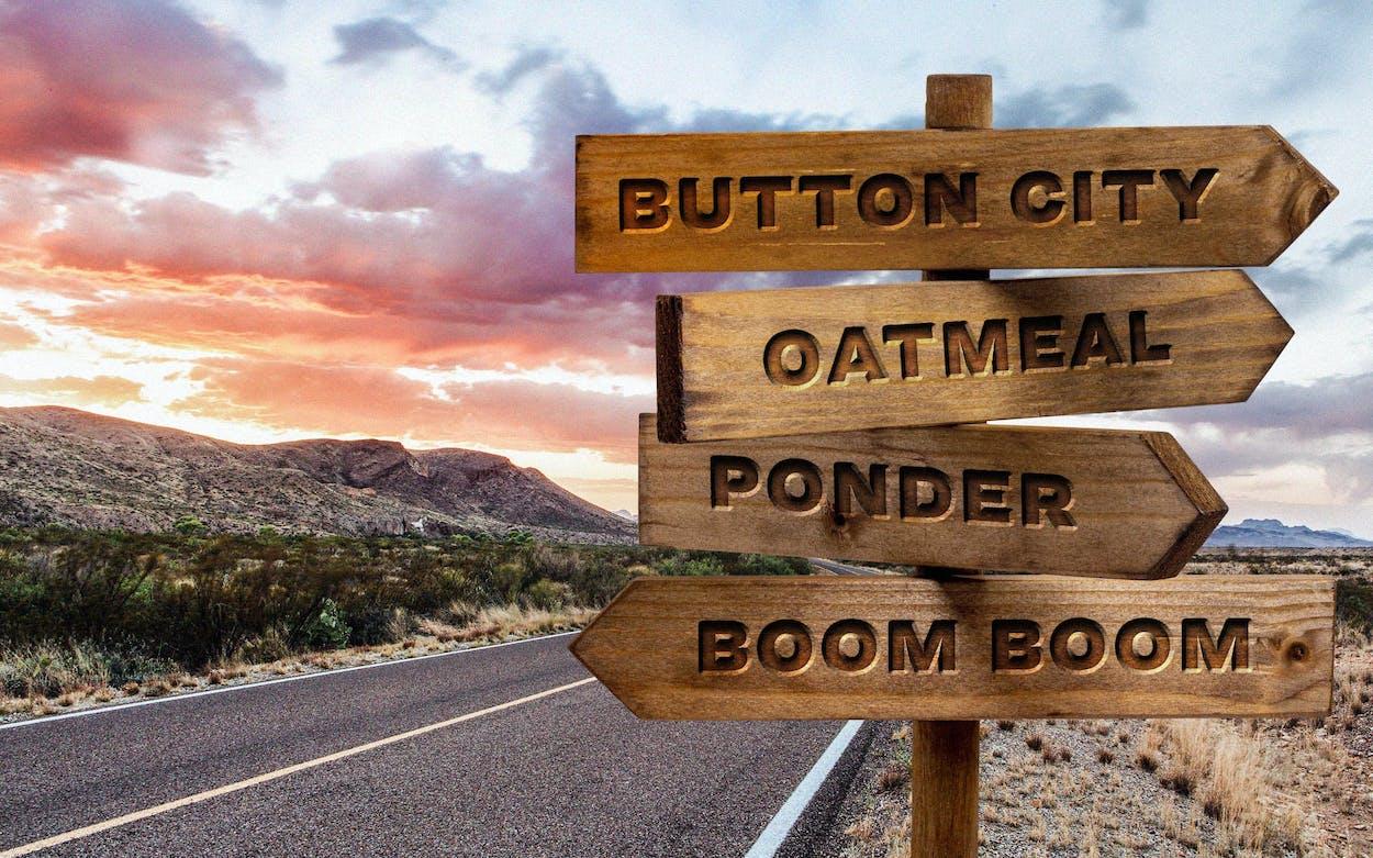 texas town names