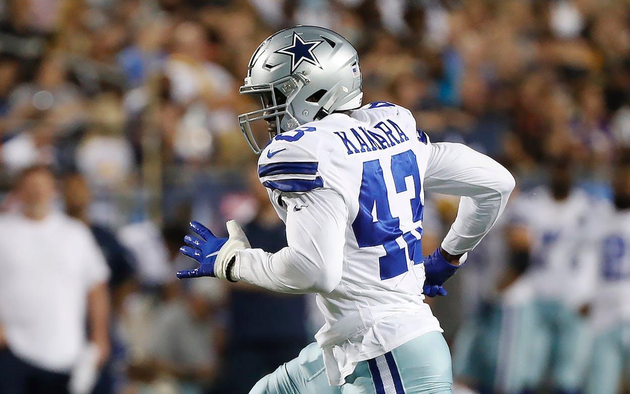Azur Kamara Dallas Cowboys