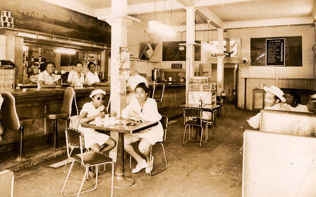 Gus Allen's Cafe Lost Restaurants of Galveston's African American Community