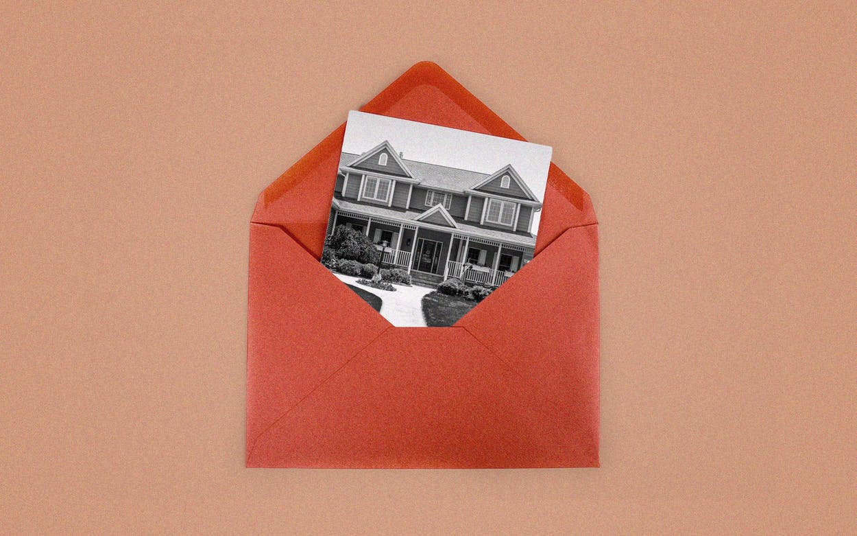 """Writing """"Love Letters"""" Can Give Home Buyers an Edge—and Open the Door to Discrimination"""