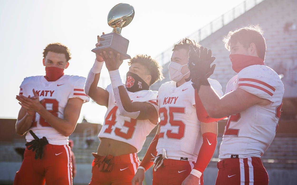 Katy High School Football Dynasty