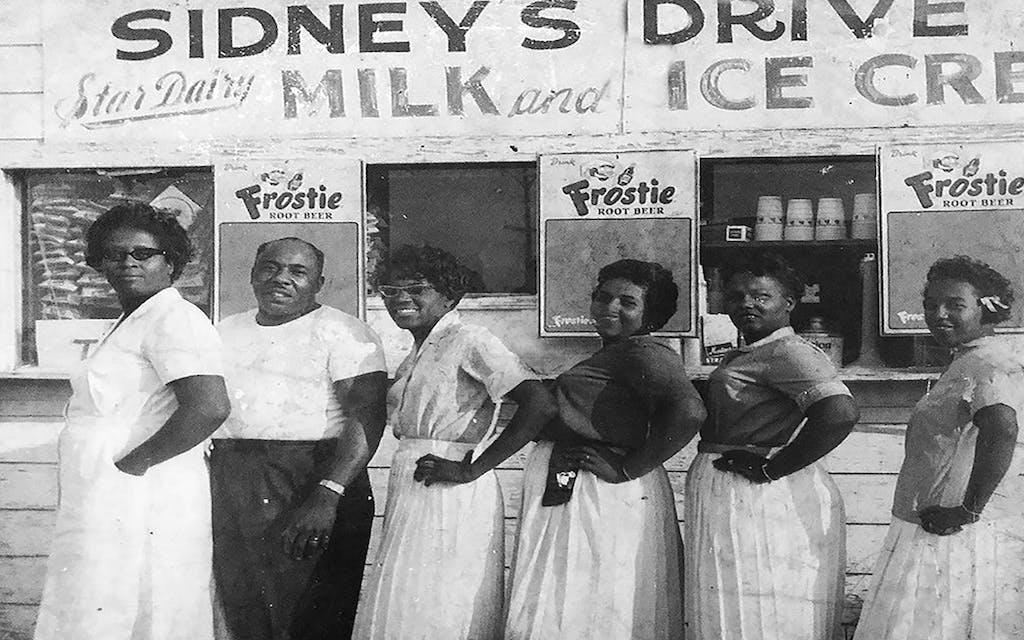 Sidney's Drive In Lost Restaurants of Galveston's African American Community
