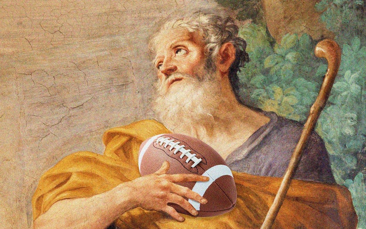 Texas Football Losing Our Religion