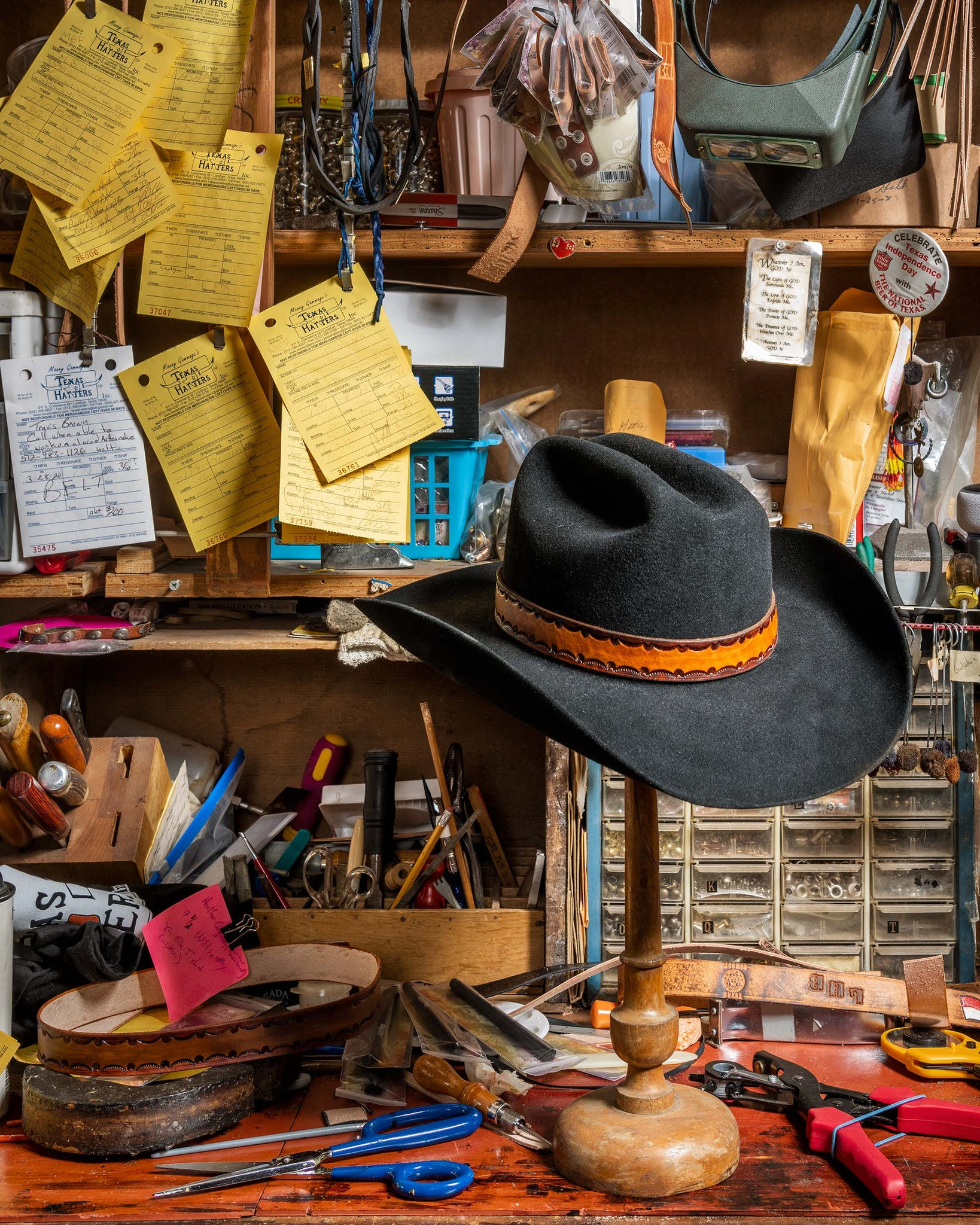 Texas Hatters Made in Teaxs