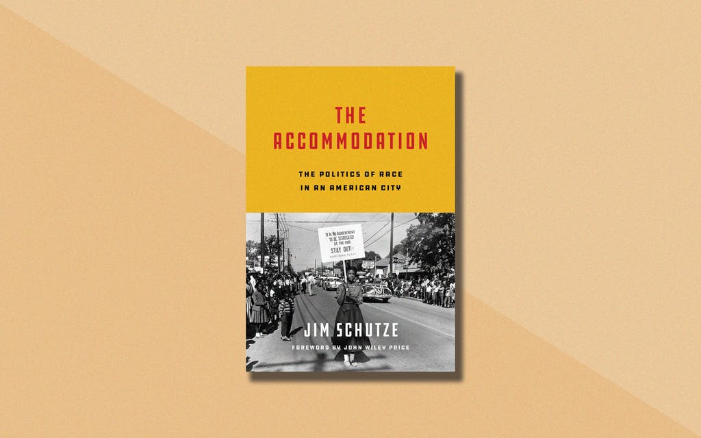 The Accommodation by Jim Schutze
