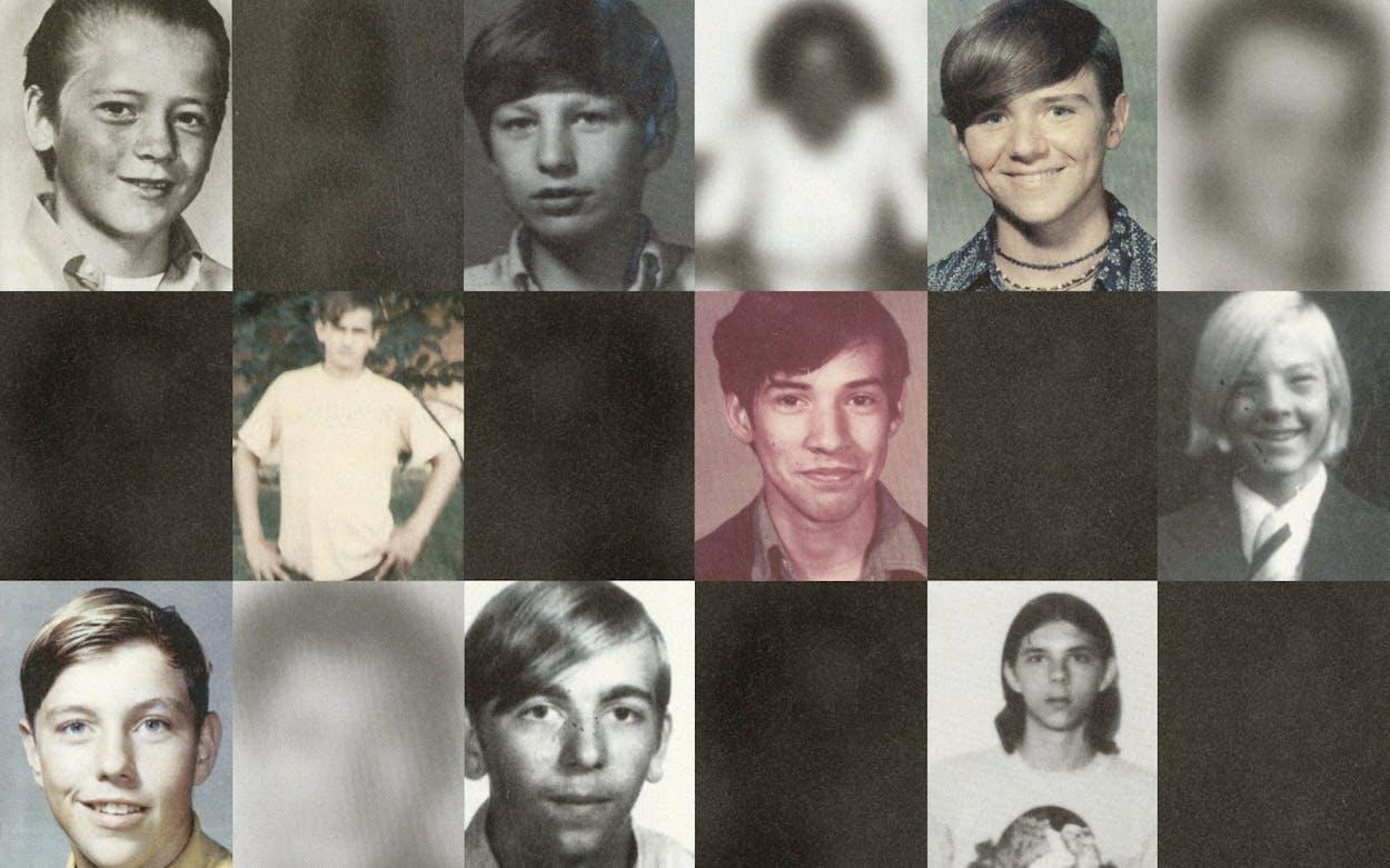 True Crime Houston The Lost Boys