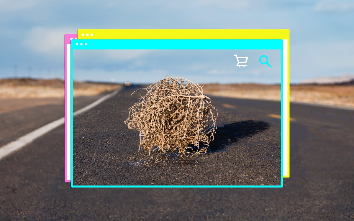 West Texas Farmers Battle Them, but Now Tumbleweeds Have Become Trendy Decor – Texas Monthly
