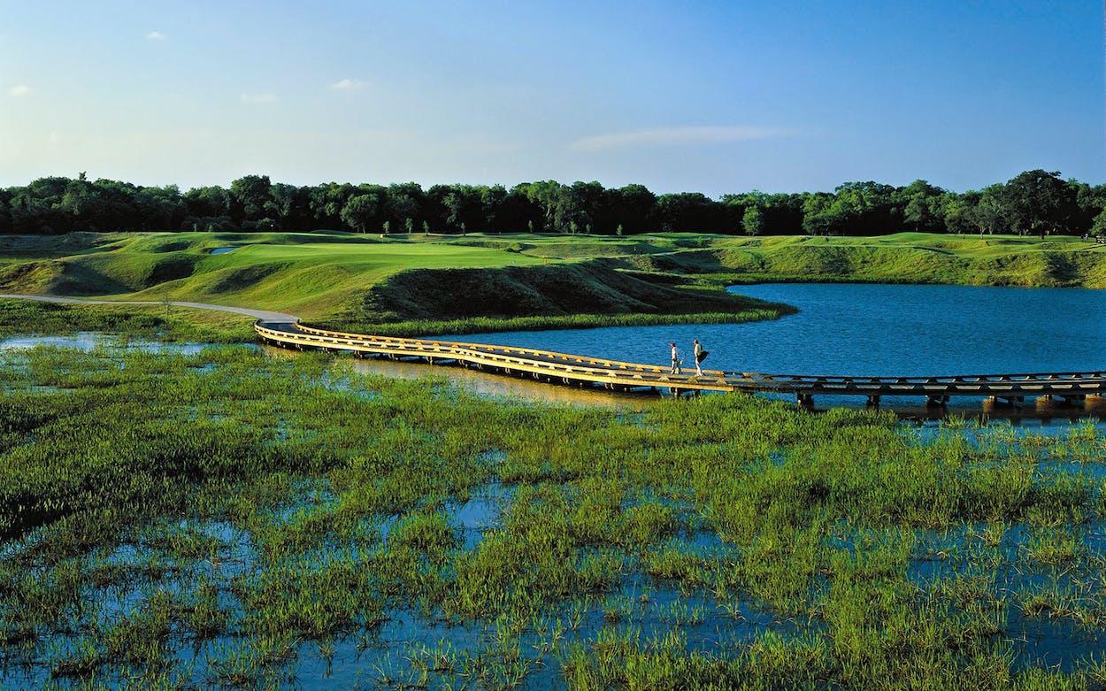 Best Public Golf Courses in Texas BlackHorse