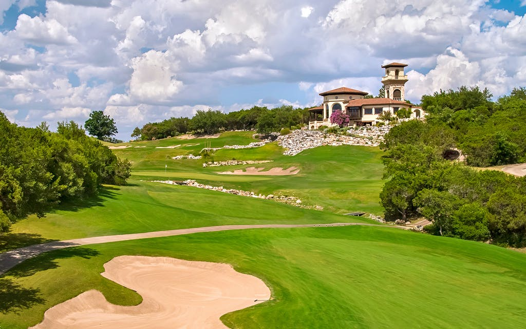 Best Public Golf Courses in Texas La Cantera