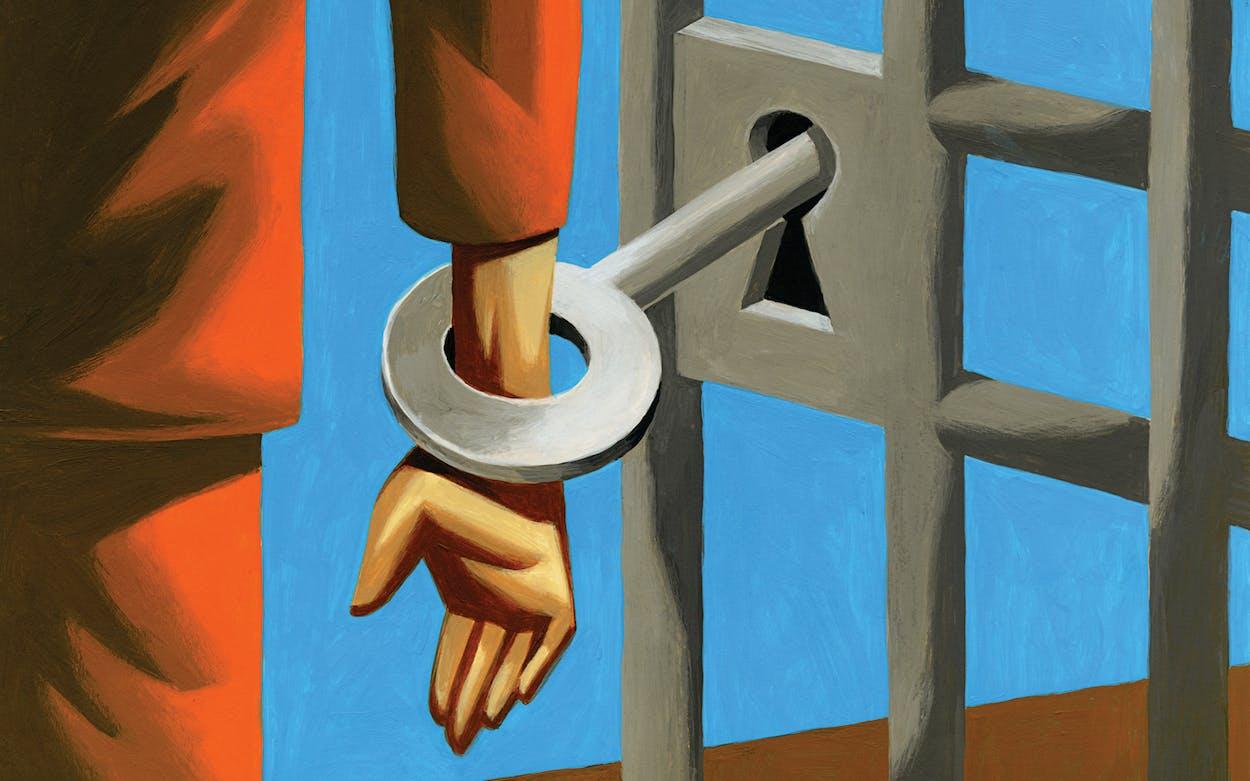 criminal justice reform in texas