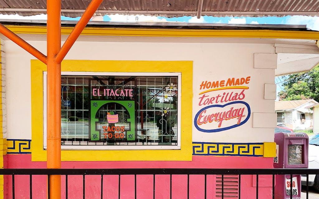 El Itacate To Go restaurant