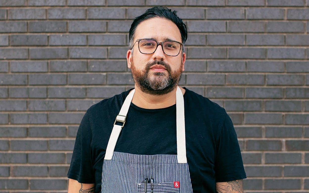 Chef Fermín Nuñez of Suerte in Austin.