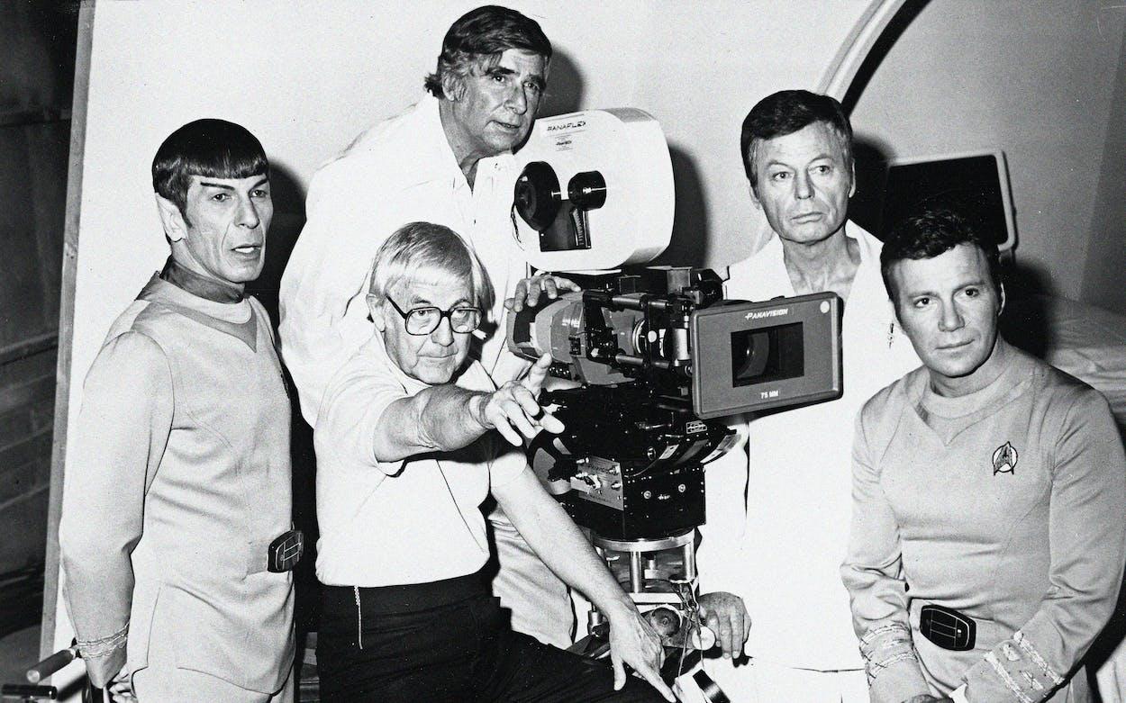 Was Star Trek Creator Gene Roddenberry Really a Texan?