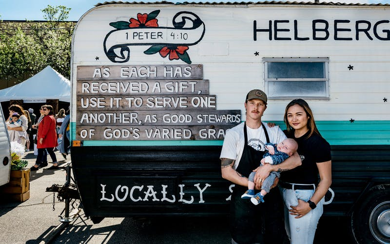 Helberg Barbecue in Waco