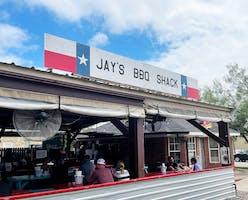 Jay's BBQ Shack in Abilene
