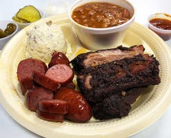 Johnny Walker's BBQ in Lampasas