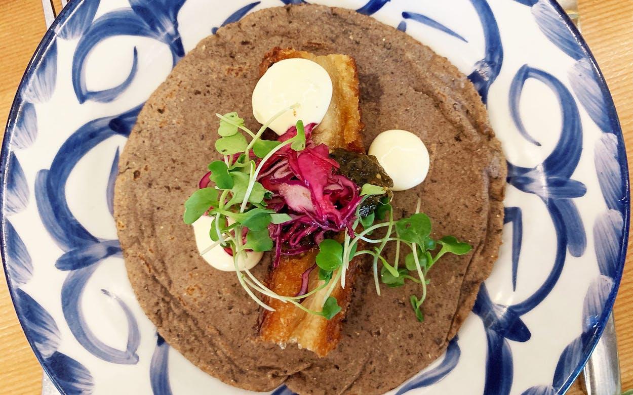Tacos de Tacha at José on Lovers